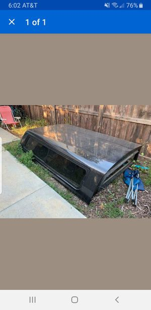 Looking to buy tundra topper camper shell for Sale in Miami, FL