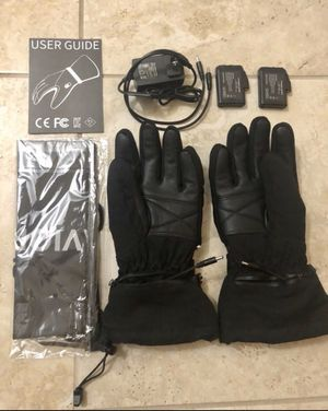 Electric Heated Gloves for Men and Women / size S for Sale in Riverview, FL