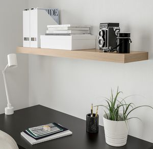 IKEA Floating Shelf - Oak finish for Sale in Miami, FL