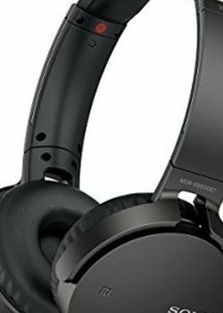 Sony MDRXB650BT/B Extra Bass Bluetooth Headphones, Black VG for Sale in City of Industry,  CA