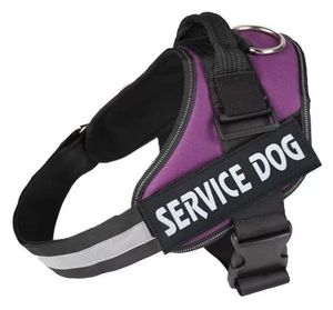 Service Dog Harness Purple Vest BRAND NEW All Sizes XS S M L XL XXL for Sale in Tampa, FL