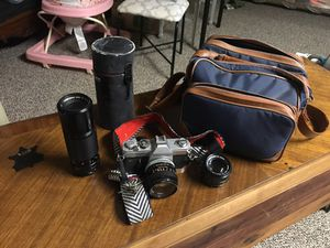 Cannon film camera for Sale in Florissant, MO