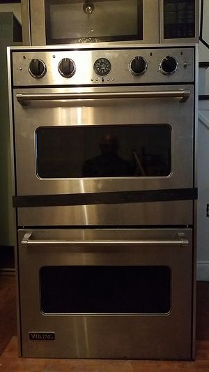 Viking professional wall oven and viking microwave and sub_zero fridge for Sale in Philadelphia, PA