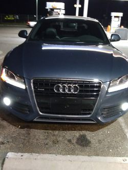 2010 Audi A5 for Sale in Bystrom,  CA
