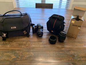 Nikon camera for Sale in Abilene, TX