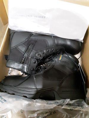 Steel toe boots mens work size 8.5$55 for Sale in Phoenix, AZ