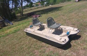 Pelican Bass raider pro boat for Sale in San Marcos, TX