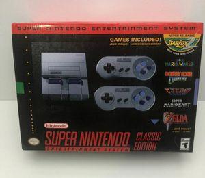 Supernintendo Mini Classic for Sale in Pembroke Pines, FL