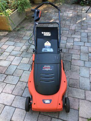 "19"" Electric LAWNHOG™ Mulching Mower with Rear-Bag for Sale in Hollywood, FL"