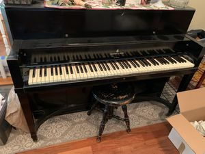 1920 piano from a jazz bar in NY for Sale in Santa Ana, CA