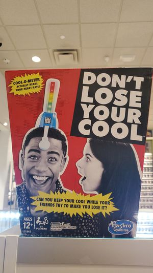 Don't Lose Your Cool (GAME) for Sale in Glendale, CA