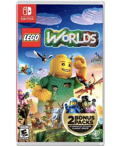 LEGO Worlds - Nintendo Switch for Sale in Washington,  DC
