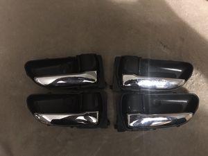 Subaru Impreza WRX STI limited door handles set of 4 for Sale in Loveland, CO