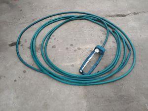 Garden hose and sprinkler for Sale in Bakersfield, CA