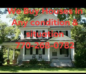 Need to sell house fast? for Sale in Atlanta, GA