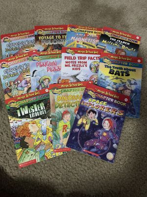 11 Magic School Bus chapter books for Sale in Smyrna, TN