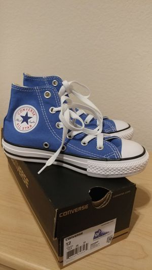 New converse all stars for Sale in Poway, CA