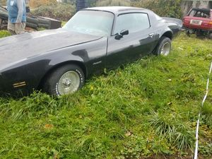 1980 Pontiac firebird for Sale in Toledo, WA