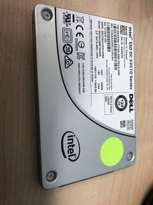 Intel SSD DC S3510 series - 120GB for Sale in West Covina, CA