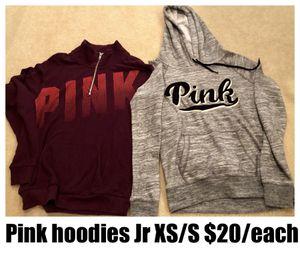 Pink hoodies for Sale in Germantown, MD