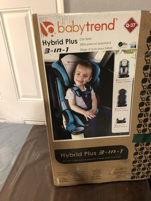 Hybrid plus 3-in-1 Car Seat for Sale in Norwalk, CA