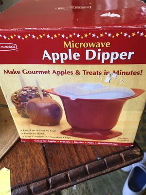 Apple dipper for Sale in Cleveland, OH