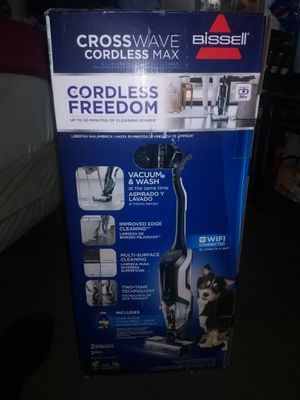 Bissell cordless vacuum New for Sale in Salt Lake City, UT