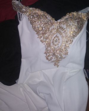 Dress for sell prom or any occasion size large for Sale in Houston, TX