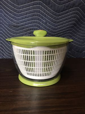 Kitchen aid salad spinner for Sale in Inver Grove Heights, MN