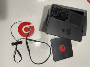Beats x wireless headphones for Sale in Tomball, TX