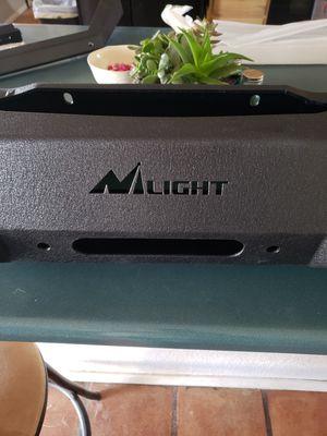 Nilight Custom Front Bumper for Sale in Glendale, AZ