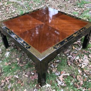 Asian Antique Coffee Table for Sale in Fairfax, VA