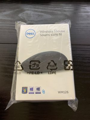 Wireless Mouse WM126 for Sale in Leander, TX