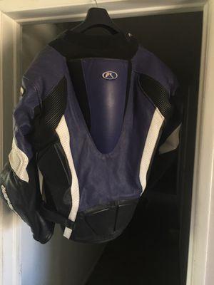 100 Dang Motorcycle jacket men's FieldSheer advanced motorcycle racing gear a AR9 size 44 for Sale in Fullerton, CA