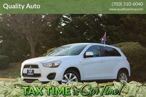 2015 Mitsubishi Outlander Sport for Sale in Sterling, VA
