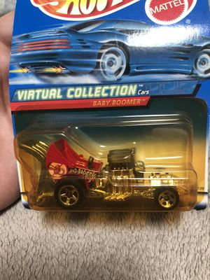Hot wheels 2000-173 red baby boomer virtual collection for Sale in Brea, CA