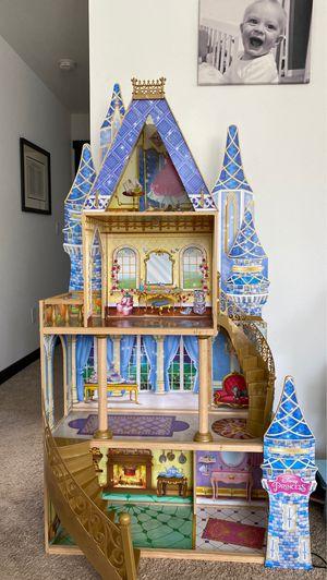 Disney princess castle for Sale in Monroe, WA