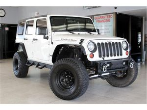 2010 Jeep Wrangler Unlimited for Sale in Sacramento, CA