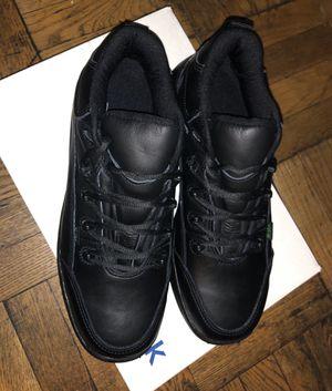 Men's Black Reebok TCT CP8475 Waterproof Sport Hiking Uniform/Duty Work Boots Size 8.5 W for Sale in Manassas, VA