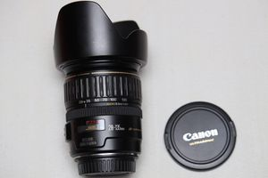 Canon 28-135mm Lens for Sale in Seattle, WA