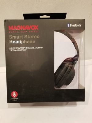 🎁BLUETOOTH MAGNABOX HEADPHONE🎄 for Sale in Ontario, CA