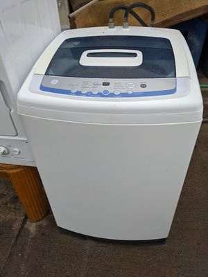 GE spacemaker washer and dryer set Apartment or RV size. for Sale in Jenks, OK