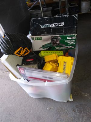 LOT OF TOOLS !!! Cheap prices for Sale in Elmhurst, IL