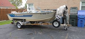 Starcraft 16' boat for Sale in Palos Hills, IL