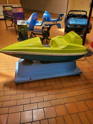 ******** speed boat kiddie ride arcade game ******** for Sale in Fresno, CA
