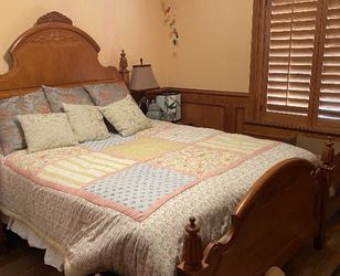Queen Bedroom Set for Sale in Lawndale,  CA