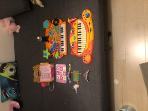 Excellent Condition Assorted Kids Toys for Sale in Miramar, FL