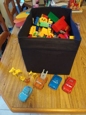 Huge lot of Lego Duplo for Sale in Anaheim, CA