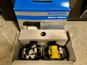 Shimano SPD Pedals Brand new for Sale in San Leandro, CA