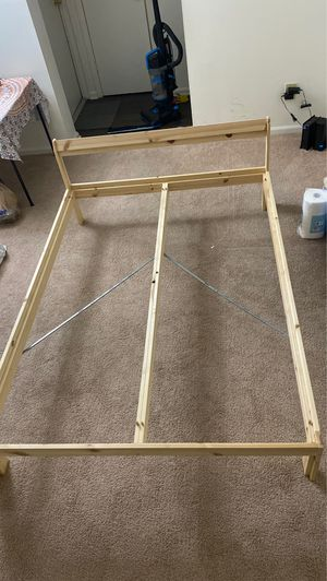 Full/double sized Bed frame (brand new) for Sale in Columbus, OH